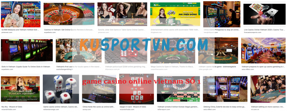 game casino online vietnam uy tin